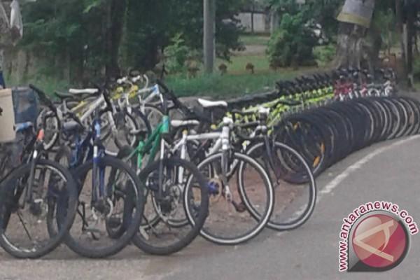 Wisata bersepeda Kota Jambi butuh penunjuk rute