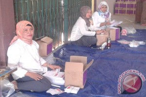 Pilkada Sarolangun masuki tahap penyortiran surat suara