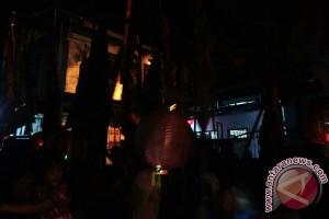Kawasan pecinan Kota Jambi dipadati warga perayaan Cap Go Meh