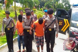 Polisi Jambi tangkap pelaku kejahatan di Malaysia