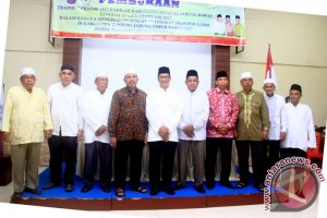Tanjabbar gelar training center kafilah MTQ