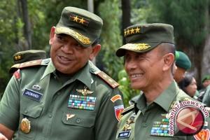 Tiga pejabat teras TNI AD alih tugas