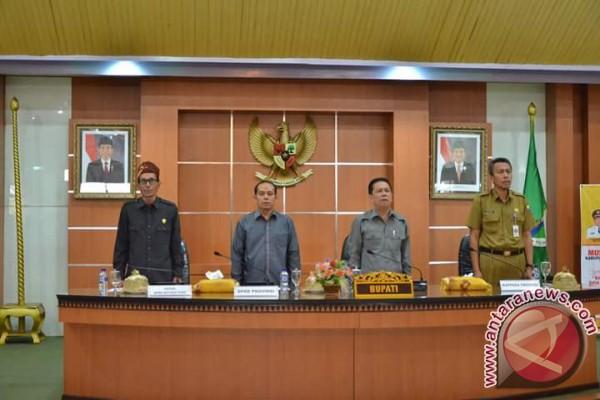 Bupati Batanghari Musrembang RKPD masa depan pembangunan