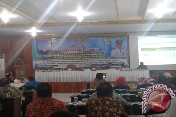 Sarolangun gelar rapat Forum Gabungan OPD