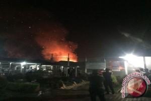 Peredaran narkoba pemicu pembakaran di Lapas Jambi