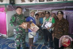 Pemkab Sarolangun salurkan bantuan banjir