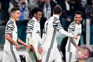 Liga Champions - Juventus singkirkan Porto dengan agregat 3-0