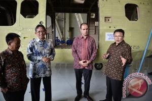 PTDI kirim tailboom ke-50 untuk Airbus Helicopter