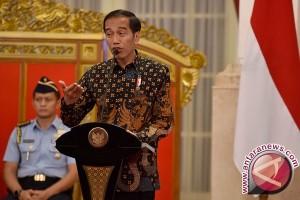 Presiden Jokowi tekankan penghematan anggaran 2017/2018