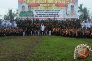 TMMD Pacu Pembangunan Desa Terisolir