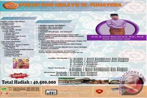 Universitas Jambi gelar Pekan Seni Melayu se-Sumatera