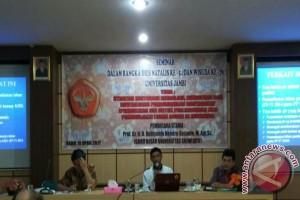 Universitas Jambi adakan seminar pemanfaatan lahan gambut