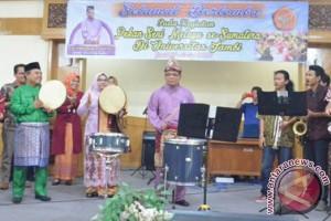 Empat provinsi ikuti Pekan Seni Melayu se-Sumatera