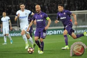 Hujan gol, Fiorentina atasi Inter 5-4