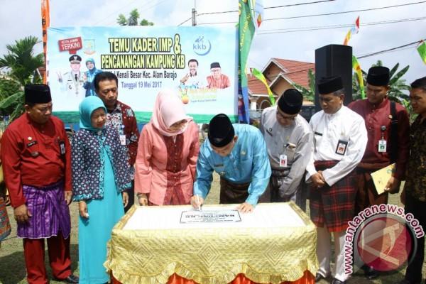 Wali Kota Jambi canangkan kampung KB dan dialog bersama kader IMP