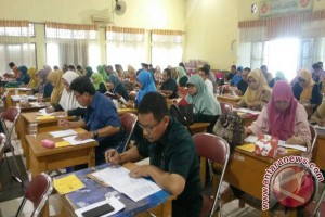 Kantor Bahasa Jambi uji pendidik  kemahiran berbahasa