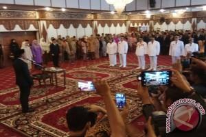 Bupati baru diminta penuhi janji politik