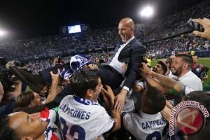 Real Madrid juara La Liga, ini komentar Zidane dan Ramos