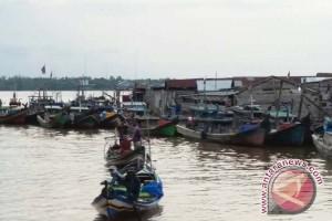 Awal puasa nelayan Kualatungkal libur melaut