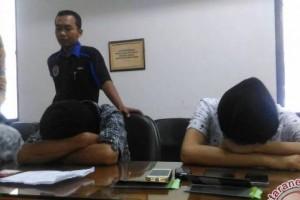Polda Jambi tangkap tersangka perdagangan perempuan