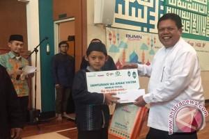 "Bio Farma santuni seratus ""marbot"" Bandung"