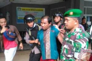 Belasan napi Lapas Jambi kabur ditangkap lagi
