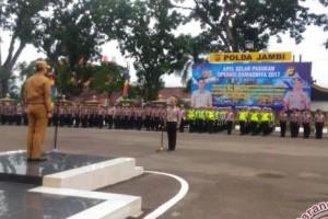 1462 Polisi Jambi dilibatkan Operasi Ramadniya 2017
