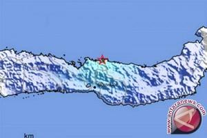 Gempa Bolaang Mongondow karena aktivitas lempeng laut Sulawesi