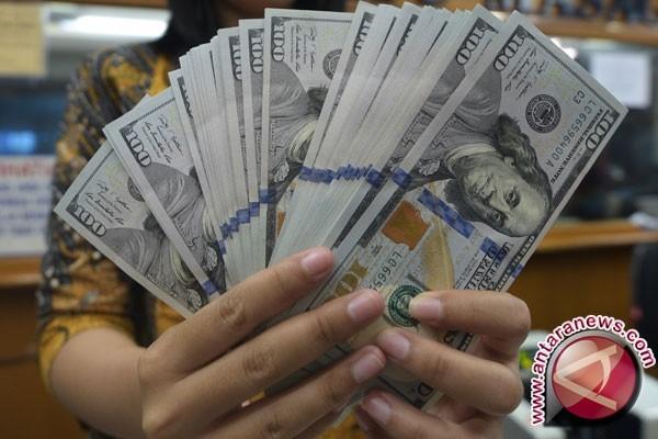Dolar AS menguat terhadap mata uang utama