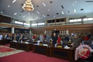 Fraksi DPRD kritik laporan pertanggungjawaban APBD Pemprov Jambi