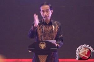 Jokowi pada Mukernas PPP: segera ada bank wakaf sekitar pesantren