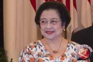 Megawati impikan kejayaan kekuatan militer Indonesia