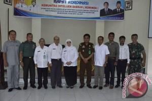 Pemkab Batanghari perkuat koordinasi intelijen daerah