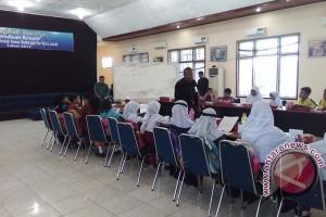 Kantor Bahasa gelar bengkel sastra tingkat SD