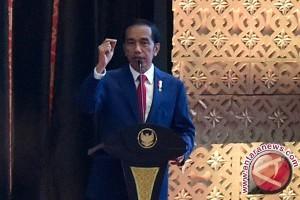 Presiden buka Rakornas pengendalian inflansi 2017