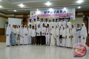 Rektor Unja lepas 22 calon haji