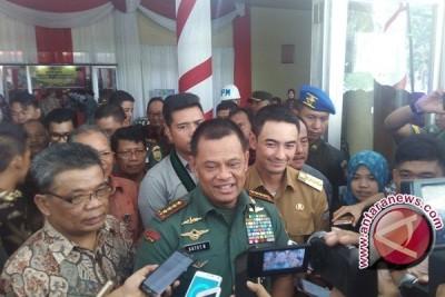 Panglima: Bangsa Indonesia saya titipkan ke pemuda