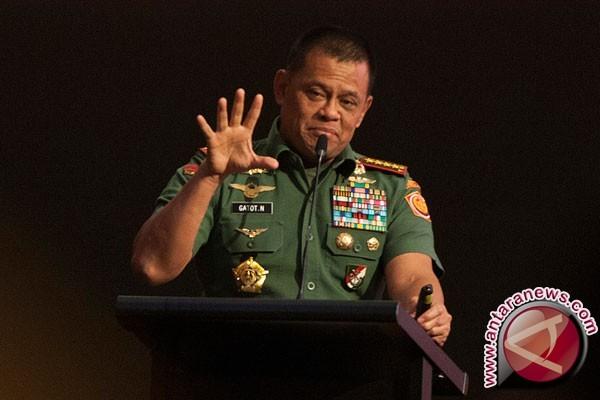 Panglima TNI: 70 persen konflik disebabkan rebutan energi