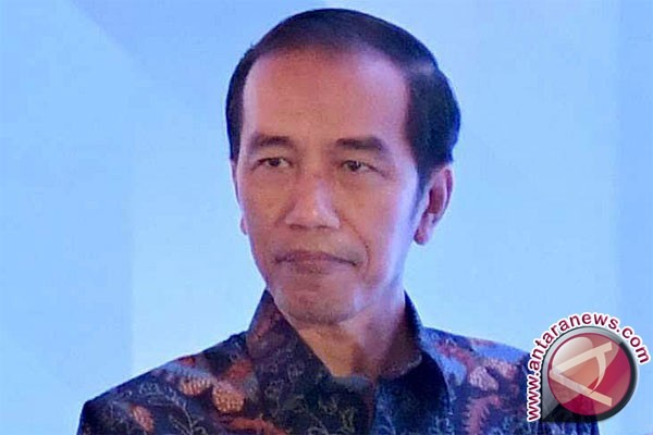 Jokowi harap relawan jaga kepercayaan rakyat