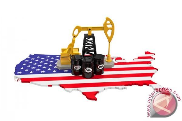 Harga minyak capai tingkat tertinggi dalam enam pekan