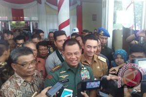 Panglima: Bangsa Indonesia saya titipkan ke pemuda (Video)