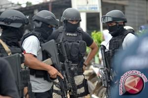 Dua terduga teroris ditangkap di Tegal
