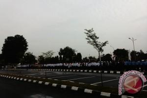 BUMN Jambi peringati kemerdekaan di bandara lama