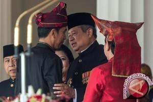 Jokowi umumkan pemakai baju adat terbaik saat Upacara Peringatan Proklamasi