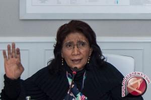 Susi: Tenggelamkan kapal jadikan Indonesia berdaulat