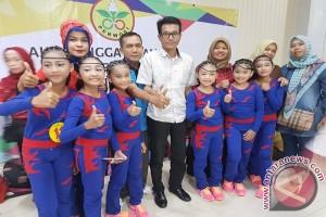 Tim SBAI SD Batanghari tembus peringkat nasional