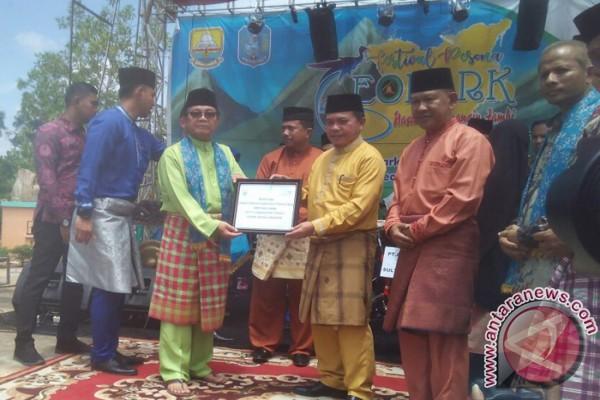 Festival Geopark Merangin Jambi dibuka (Video)