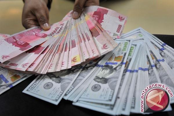 Dolar melemah, rupiah pun terus menguat jadi Rp14.823