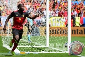 Belgia tim Eropa pertama lolos ke Piala Dunia