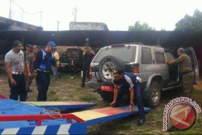 Pemprov tarik paksa kendaraan dinas mantan pejabat (Video)